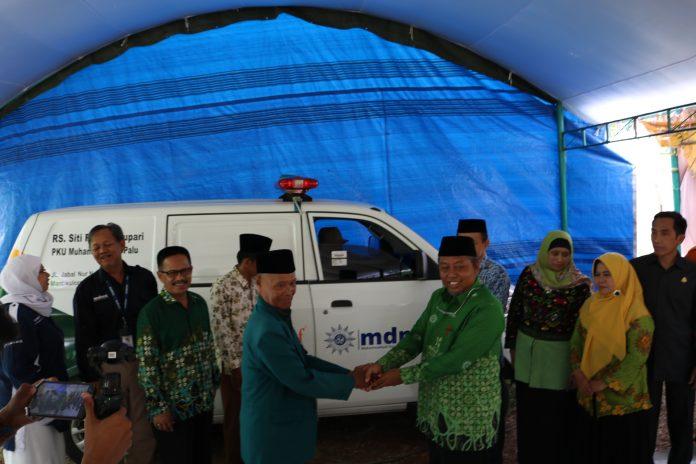 MDMC Bersama Unismuh Palu Percepat Pembangunan RS PKU Muhammadiyah