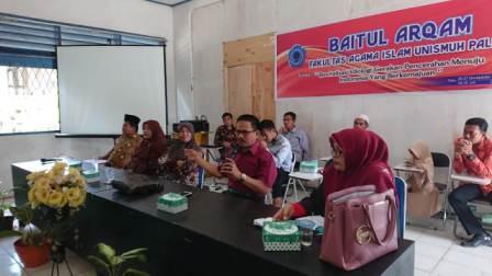Rektor Minta Alumni Besarkan Muhammadiyah di Daerah