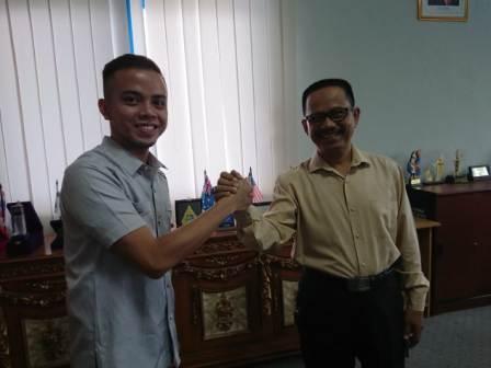 Program Pertukaran Mahasiswa, Unismuh Palu Terima Dua Mahasiswa Filipina