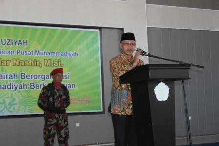 Ketum PP Muhammadiyah Saksi Perjalanan Kampus Unismuh