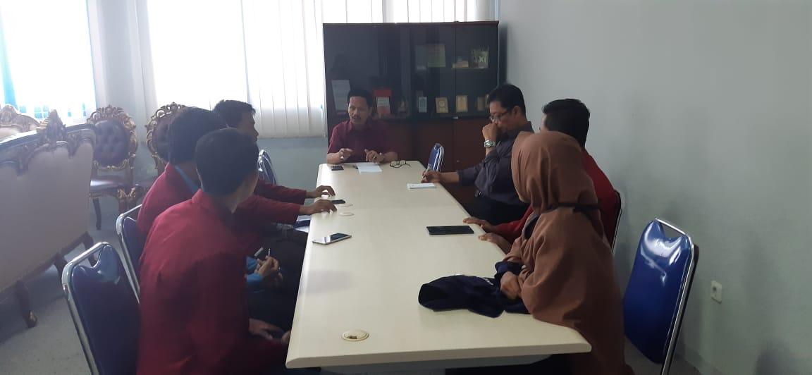 Rapat Perdana Persiapan Darul Arqam Madya Tingkat Nasional