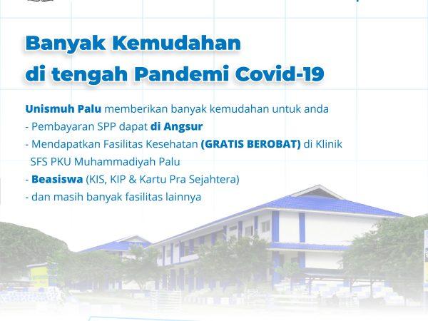 Banyak Kemudahan ditengah Pandemi Covid-19