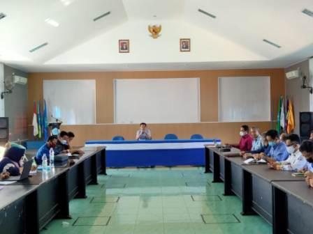 Rektor Unismuh Palu, Bentuk Tim Penjaringan Wakil Rektor