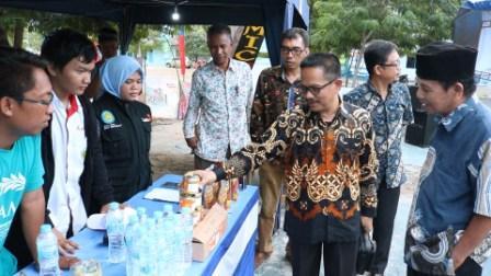 Rektor Dorong Kreatifitas dan Inovasi Mahasiswa